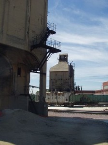 Coaling Tower, C&NW RR 40th Street Yards (GCPS 2006)