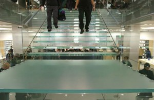 Glass Stairway, Chicago