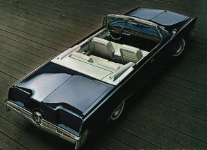 1965 Chrysler Crown Imperial Convertible