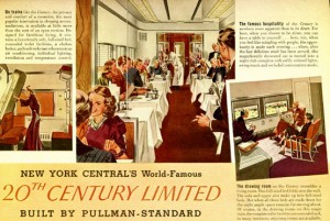 The Pullman Sleeping Car