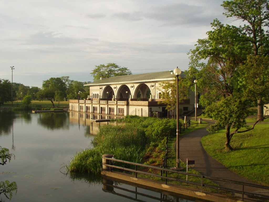 Hugh Garden Boathouse