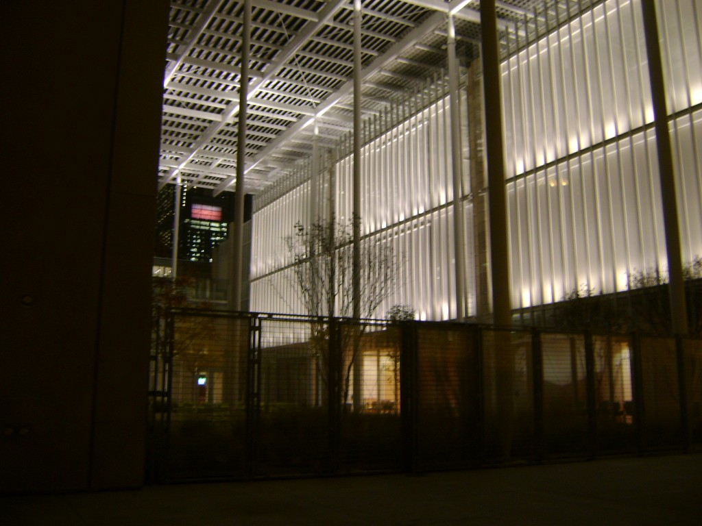 The Modern Wing of the Art Institute of Chicago, by Renzo Piano