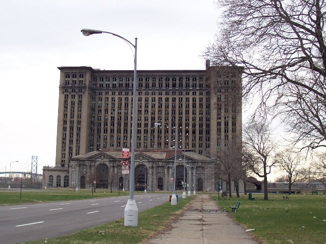 Michigan Central Railroad Station, Detroit